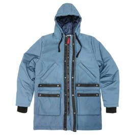 Parka Winter 2019 blue